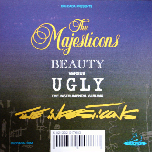 Beauty vs Ugly (The Instrumentals) -
