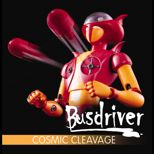 Cosmic Cleavage - Busdriver